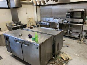 神戸市北区の厨房機器を買取り