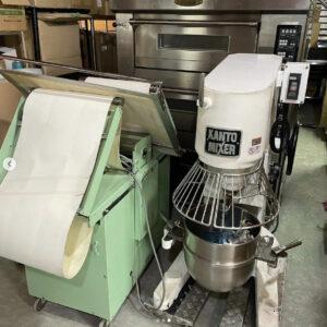 中古厨房機器入荷